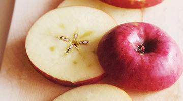 写真:りんご